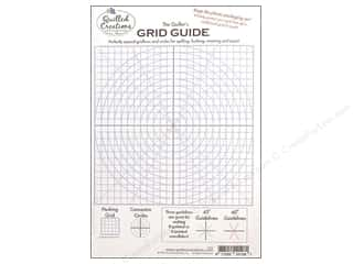 "Quilled Creations Tools Grid Guide 8""x 5"""
