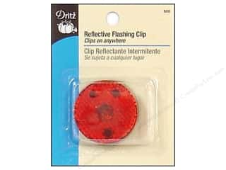 Dritz Reflective Flasher Clip