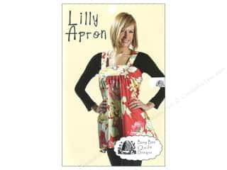 Common Thread Designs Table Runner & Kitchen Linens Patterns: Busy Bee Designs Lilly Apron Pattern