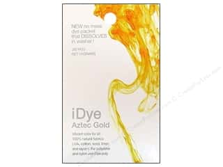 Jacquard iDye Natural Fabrics Aztec Gold 14gm