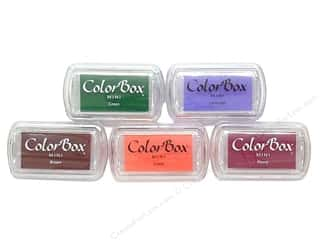 ColorBox Pigment Ink Pad Mini