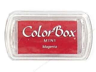 ColorBox Pigment Ink Pad Mini Magenta