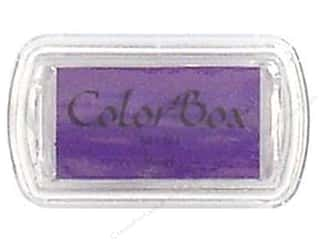Stamping Ink Pads 2 1/2 in: ColorBox Pigment Inkpad Mini Violet