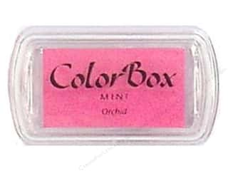 Clearance ColorBox Fluid Chalk Ink Pad Queues: ColorBox Pigment Inkpad Mini Orchid