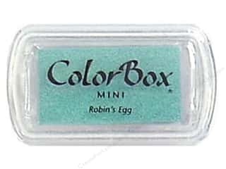 ColorBox Pigment Ink Pad Mini Robin's Egg