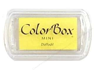 ColorBox Pigment Ink Pad Mini Daffodil