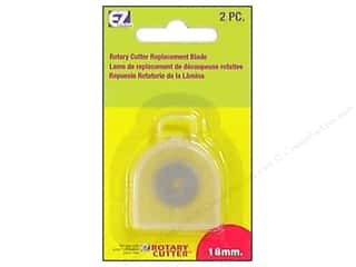 EZ Rotary Cutter Replacement Blade 18mm 2pc