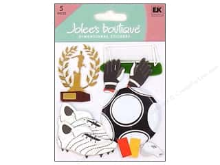 Jolee&#39;s Boutique Stickers Playing Soccer