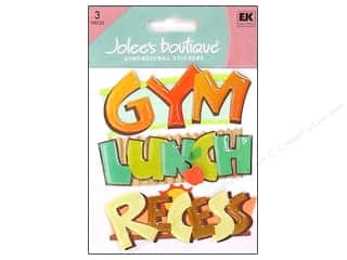 Jolee's Boutique Stickers Recess