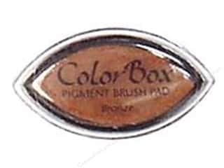 Clearsnap ColorBox Pigment Inkpad Cat's Eye: ColorBox Pigment Inkpad Cat's Eye Bronze