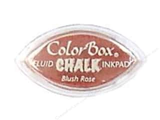 Chalk $2 - $4: ColorBox Fluid Chalk Inkpad Cat's Eye Blush Rose