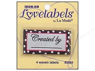 Blumenthal Lovelabels 4 pc. Created By