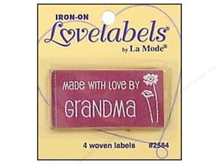 Holiday Sale: Blumenthal Lovelabels 4 pc. Made With Love By Grandma