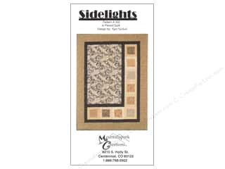 Mountainpeek Creations Quilt Patterns: Mountainpeek Creations Sidelights Pattern
