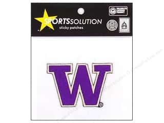 Sports Solution Sticky Patch Washington
