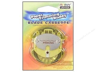 Weekly Specials Guidelines 4 Quilting Tools: Uchida Paper Trimming Buddy Blades Pinking