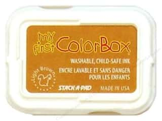 My First ColorBox Dye Ink Pad Light Brown