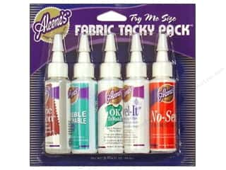 Aleene&#39;s Fabric Glue Tacky Pack 5pc
