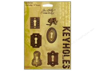 Tim Holtz Idea-ology Keyholes