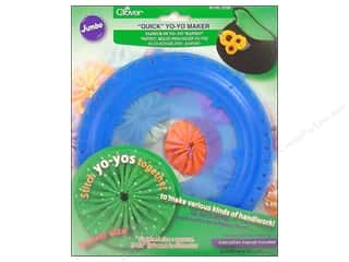 clover templates: Clover Quick Yo-Yo Maker 3 1/2 in. Jumbo