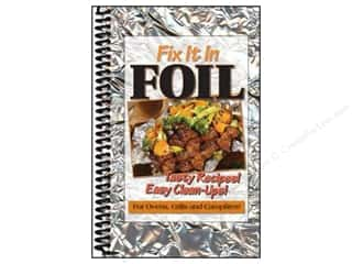 CQ Products Gift Books: CQ Products Fix It In Foil Book