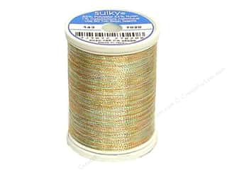 Sulky Metallic King Size 1000yd Thrd Gold/Red/Grn
