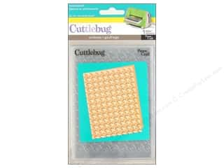 Embossing Aids All-American Crafts: Provo Cuttlebug Emboss A2 Houndstooth