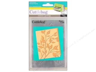 Provo Cuttlebug Emboss A2 Leafy Branch