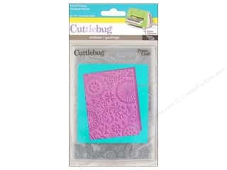 Embossing Aids Best of 2012: Provo Cuttlebug Emboss A2 Floral Fantasy