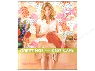 Greetings From Knit Cafe Book