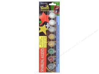 DecoArt Ssnl Craft Twinkles PPot Sparkling Accnt