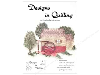Designs In Quilling I Book