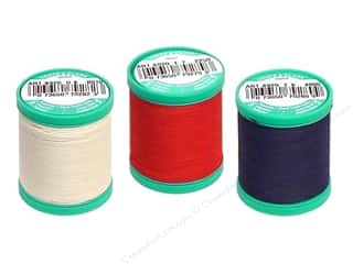 Dual Duty Plus Button & Carpet Thread 50 yd.