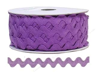 Ric Rac by Cheep Trims  11/16 in. Lavender