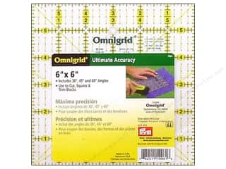 "Graphic 45 6 x 6: Omnigrid Rulers Angle 6""x 6"""