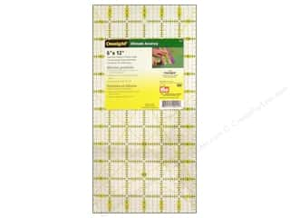 "easier $12 - $45: Omnigrid Rulers 6""x 12"""