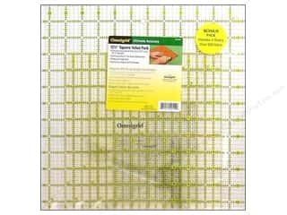 Quilting Rulers: Omnigrid Rulers Value Pack # 1 4pc