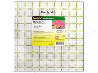 "Weekly Specials Sewing: Omnigrid Rulers 9.5""x 9.5"""