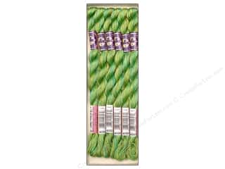 DMC Pearl Cotton Variations Size 5 #4050 Roaming Pastures (6 skeins)