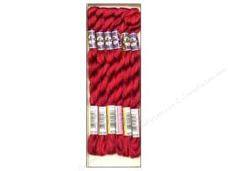 DMC Pearl Cotton Variations Sz 5 4210 Radint Ruby (6 skeins)
