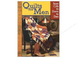 Quilts For Men Book