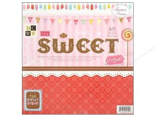 DieCuts 12 x 12 in. Paper Stack Sweet Collection