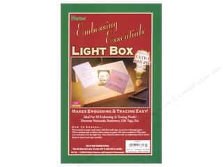 "Darice Light Box Peggable-9""x 6""x 2.5"""