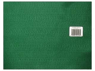 "Kunin Felt 9""x 12"" Hunter Green 24pc"
