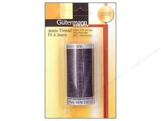 Gutermann Jeans Thread Poly/Cotton Indigo 200m