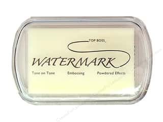 Clearsnap Top Boss Watermark Ink Pad Full Size Clear