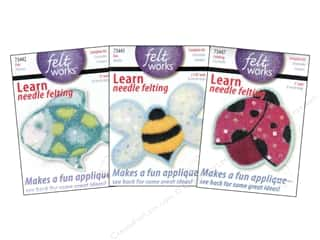weekly specials Dimensions Felting: Dimensions Needle Felting Kits