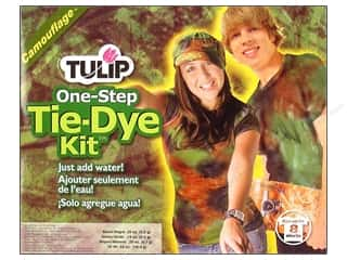 Tulip Dye Kits One Step Tie Dye Camo