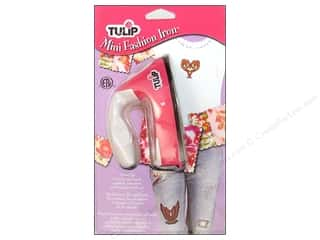 Tulip Mini Fashion Iron 4&quot;