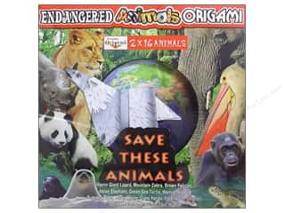 Yasutomo Box Kit Origami Endangered Animals